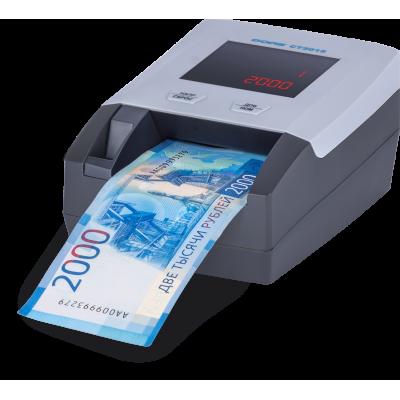 Автоматический детектор Российских рублей DORS CT 2015