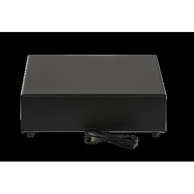 Денежный ящик АТОЛ CD-330-B 24V (черный, белый)