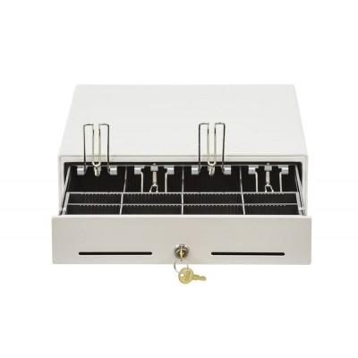 Денежный ящик АТОЛ EC-350-В 24V, для Штрих-ФР (черный/белый)