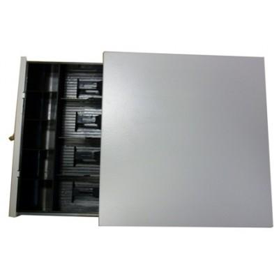 Денежный ящик ШТРИХ-CD (белый/черный)