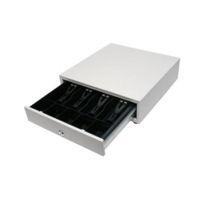 Денежный ящик ШТРИХ-miniCD механический (черный/белый)