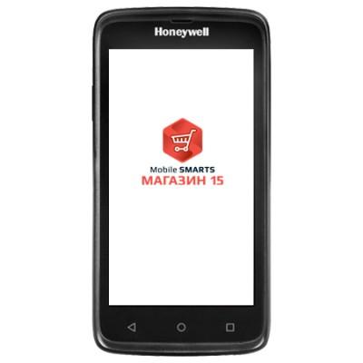 Комплект Honeywell EDA60K «Mobile SMARTS: Магазин 15»