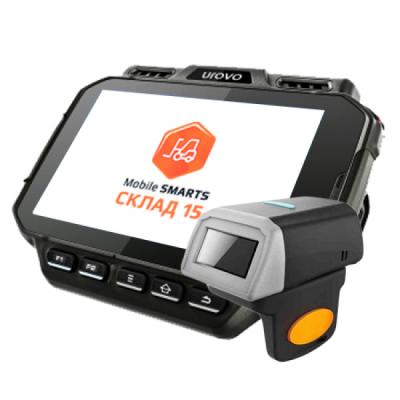 Urovo 6310 «Mobile SMARTS: Склад 15»