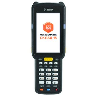 Zebra TC20 «Mobile SMARTS: Склад 15»